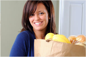 Start a Grocery Delivery Service *By Customer Demand