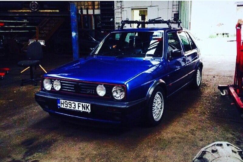 Volkswagen Golf Gti Mk2 Vr6 In Hull East Yorkshire