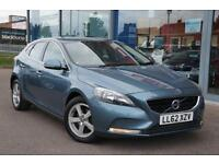 2012 VOLVO V40 D2 SE GBP0 TAX, BLUETOOTH, CRUISE and 16andquot; ALLOYS