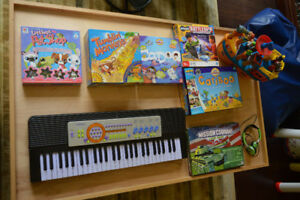 Toys and Games - Like New in Original Box - See List and Prices
