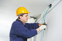 Electrical Contractor / Low rate+ 15% discount / Trusted