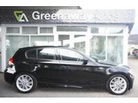 2011 BMW 1 SERIES 118D M SPORT GREAT VALUE DIESEL HATCHBACK DIESEL