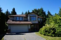 North Nanaimo - 4/5 Bedroom House available September 1st