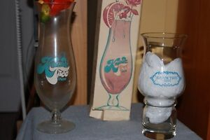 Kapok Tree Punch Glasses
