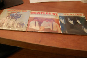 The Beatles 3 Miniature Album Collection Chu Bops + bonus