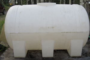 Water tank 500 gallon never used