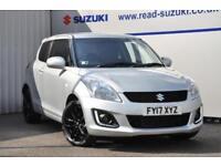 2017 Suzuki Swift 1.2 SZ-L 3dr Petrol silver Manual