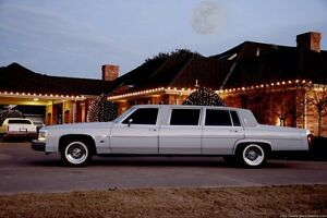 Looking for old stretch limo