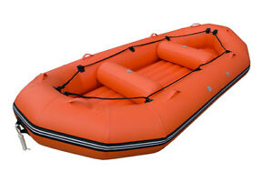 12 ft inflatable River raft