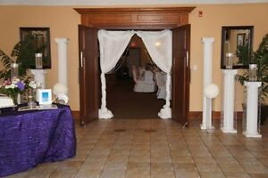 Decorative Pillars- wedding decor Cambridge Kitchener Area image 1