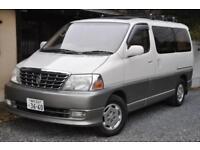 Toyota Granvia Grand Hiace Premium Edition