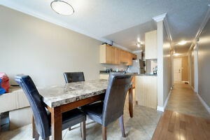 2 Bedroom condo with low condo fees and tons of upgrades!!