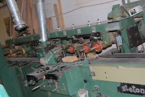 Steton S-6-180 Moulder made in Italy