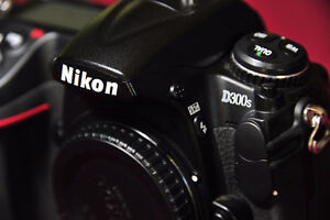 Nikon D300S Body in Great Condition. With 1 Battery and Charger