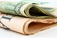 Make money easily by reading news articles . It's legit