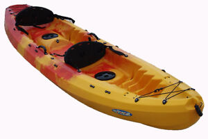KAYAK SALE Tandem Sit-ontop Kayak w/Paddles