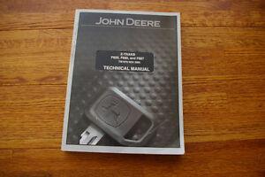 John Deere Technical Manual TM1678