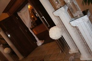 Decorative Pillars- wedding decor Cambridge Kitchener Area image 2