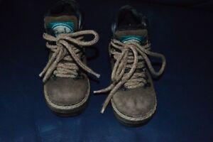 bottes courtes d'automne en suède