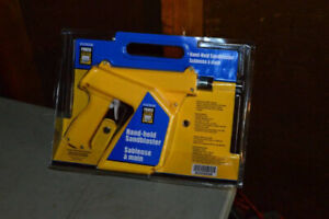 Power Fist Hand-held Sandblaster