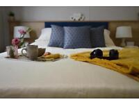 Luxury Lodge Barnstaple Devon 2 Bedrooms 6 Berth Willerby Cranbrook 2017 Tarka