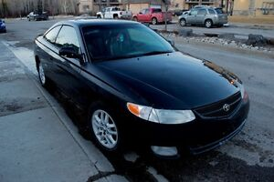 2000 Toyota Solara SE Coupe (2 door) w. Subs and Amp included