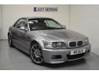 2005 BMW E46 M3 3.2 Convertible, Manual ** LOW MILES ** IMOLA RED LEATHER ** lpg