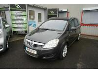 2010 VAUXHALL ZAFIRA ELITE CDTI FULLY LOADED SAT NAV FULL LEATHER DIESEL