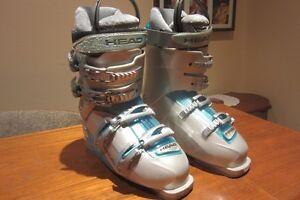 Ski boots HEAD Edge XT L Soft Walk women Sz 8.5