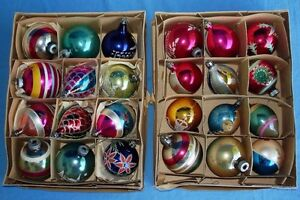 WANTED - Vintage Christmas Ornaments