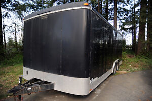 Continental Tailwind 24' Cargo Trailer