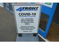 2009 CHAUSSON FLASH 09 MOTORHOME CAMPERVAN FORD TRANSIT 2.4 DIESEL 6 BERTH 6 TRA