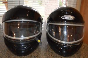 Snowmobile Helmuts