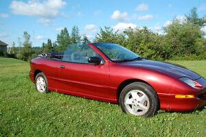 1996 Pontiac Sunfire se Convertible