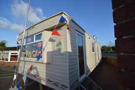 Static Caravan Winchelsea Sussex 2 Bedrooms 6 Berth Cosalt Pentire 2003