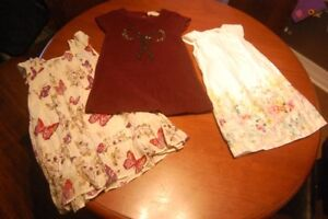 Size 5 Cute Zara and GAP Sping & Summer Dresses