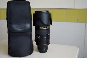 NIKON 70-200mm f2.8 VR II lens in PERFECT CONDITION