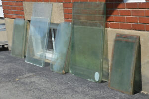 Tempered Plate Glass