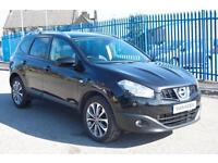 Nissan Qashqai 1.5dCi 2WD N-TEC 7 SEATER SUV+PAN ROOF+