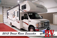"""2015 Forest River Sunseeker – """"C""""ker of the Sun and Adventure"""
