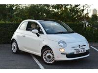 Fiat 500 1.2 ( 69bhp ) 2014MY LOUNGE
