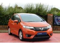 2017 Honda Jazz 1.3 SE 5dr Hatchback Petrol Manual