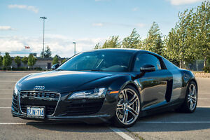 Rent an Audi R8 - Exotic Rentals (1 WEEK $3000 SPECIAL)