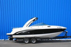 2010 Chaparral 255 SSI