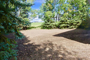Lot with Ideal Location & 3 Place Garage FOR SALE in St. Paul AB