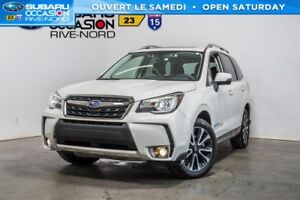 Subaru Forester 2.0XT Limited CVT w-EyeSight Pkg 2018