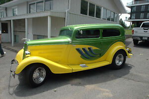 HOT ROD 1933 (Ford)