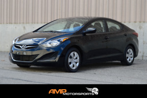 2016 HYUNDAI ELANTRA GL, LOW KMS - REMOTE START