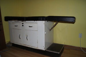 Patient Examination Table (Can Be used as a Massage table)