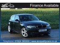 2007 BMW 1 Series 118d SE 5dr Step Auto 5 door Hatchback